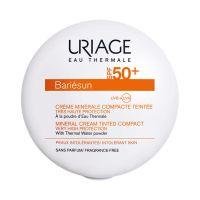 Uriage Bariésun kompakt púder SPF50+ sötét árnyalat