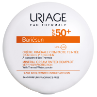 Uriage Bariésun kompakt púder SPF50+ sötét - 10g