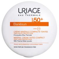 Uriage Bariésun kompakt púder SPF50+ világos - 10g