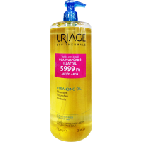 Uriage olajtusfürdő illattal - 1000ml
