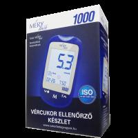 MÉRYkék 1000 vércukorszintmérő (Pingvin Product)