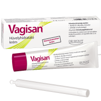Vagisan hüvelykrém hidratáló