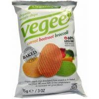Organique burgonyás snack zöldséges gluténmentes (Pingvin Product)