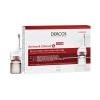 Vichy Dercos aminexil Clinical 5 hajh. ell.női