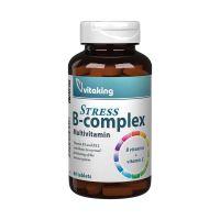 Vitaking Stress B-complex tabletta (Pingvin Product)