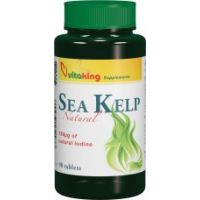 Vitaking Sea Kelp-tengeri alga tabletta