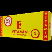 Vitamin E Bioextra 100 mg lágy kapszula (Pingvin Product)