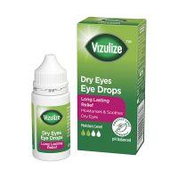 Vizulize Dry szemcsepp