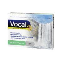 Vocal menta ízű szopogató tabletta