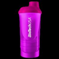 BioTechUsa Wawe Shaker + magenta