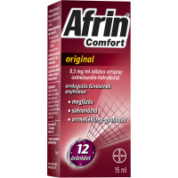 BDV Afrin Comfort original 0,5mg/ml oldatos orrspray 15ml