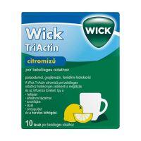 Wick TriActin citrom ízű por belsőleges oldathoz