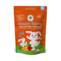 Hoppy Bunny Bio Bébi zabkása Répa-Barack (12x15g)