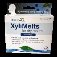 XyliMelts korong szájszárazság ellen (Pingvin Product)