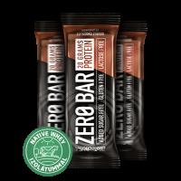 BioTechUsa Zero Bar fehérje szelet Dupla Csokoládé (Pingvin Product)