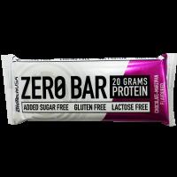 BioTechUsa Zero Bar fehérje szelet Csok.-Marcipán (Pingvin Product)