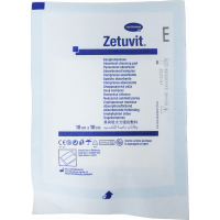 Zetuvit sebpárna steril 10 x10 cm (Pingvin Product)