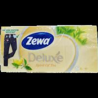 Papírzsebkendő Zewa Deluxe Spirit of tea (Pingvin Product)