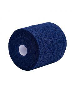 Öntapadó rug.kötésrögzítő pólya kék (10cmx20m)