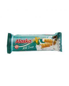 Alaska kukoricarudacska tejkrémes