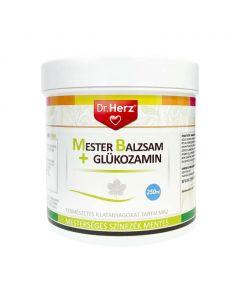 Dr.Herz Mesterbalzsam+Glükozamin krém (Pingvin Product)