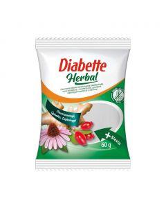 Diabette Herbal Orvosi Pemetfű cukorka h.cuk.n. (60g)