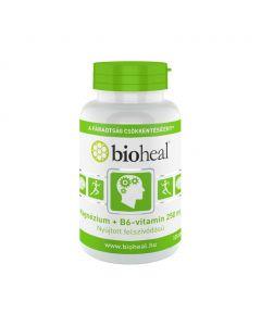 Bioheal Magnézium + B6-vitamin szerves nyújtott felszívódású (105 db) filmtabletta (Pingvin Product)