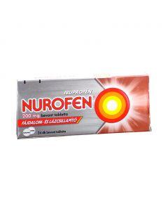 Nurofen 200 mg bevont tabletta