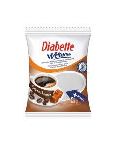 Diabette Wellness espresso caramel cuk.steviával (60g)
