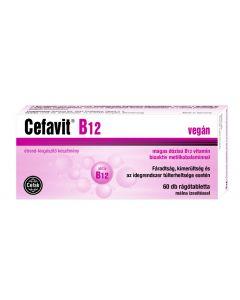 Cefavit B12 rágótabletta (60x)