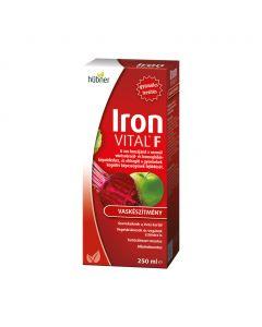 Hübner Iron Vital Folyékony étrend-kiegészítő vassal és vitaminokkal