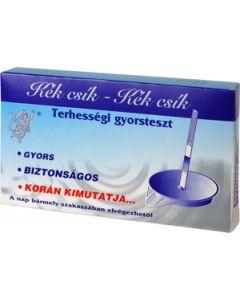 BLUE STRIP terhességi teszt