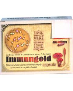 Immungold 400 mg kapszula DR.CHEN