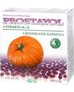 Prostayol+Omega-3 kapszula DR.CHEN
