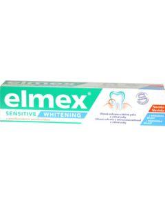 Elmex fogkrém Sensitive White