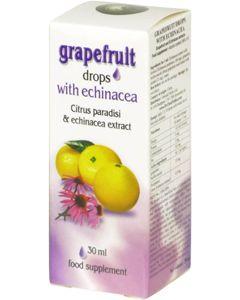Grapefruit csepp echinaciával DR.CHEN
