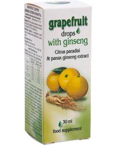 Grapefruit cseppek ginsenggel DR.CHEN
