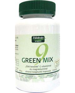 Green Mix 9 C vitaminnal kapszula