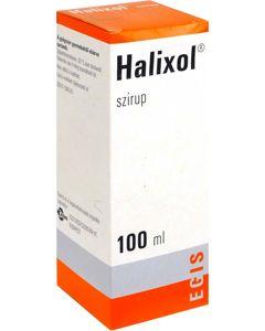 Halixol   3 mg/ml szirup