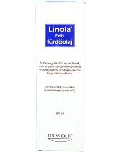 Linola-Fett fürdőolaj