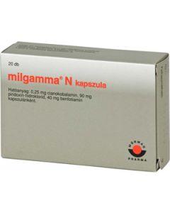Milgamma N lágy kapszula