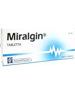 Miralgin tabletta