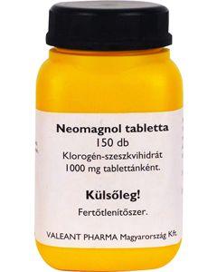 Neomagnol 1000mg tabletta