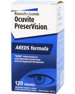 Ocuvite Preser Vision tabletta
