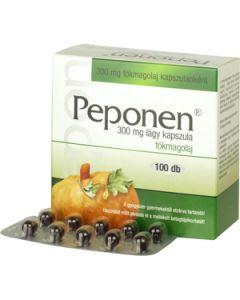 Peponen 300 mg lágy kapszula