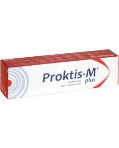 Proktis-M Plus végbélkenőcs
