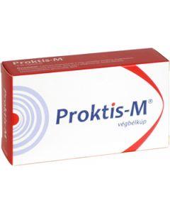 Proktis-M végbélkúp