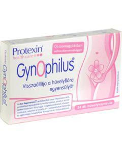 Protexin Gynophilus hüvelykapszula