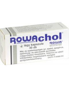 Rowachol lágy kapszula