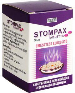 Stompax tabletta